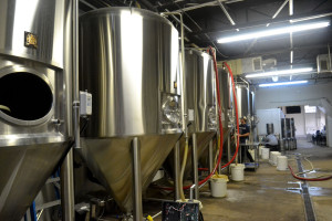 Where good things come together. The brewery.