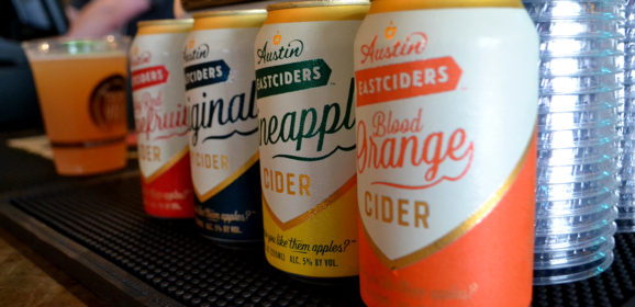 Austin Eastciders Launches Ruby Red Grapefruit Cider