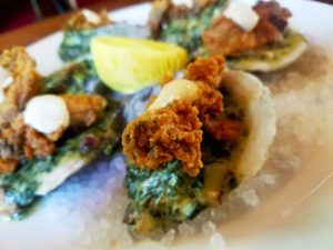 Oysters Tolouse at Tolouse